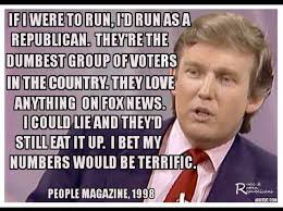Interview Meme - meme buster trump s non existent 1998 people interview news to me