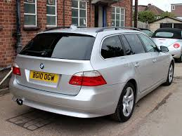 2010 bmw 520d se touring manual diesel 5dr estate 1 owner 81k full