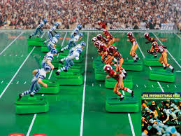 electric football thanksgiving day matchup haiti redskins vs