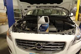how to replace the oil on your volvo s60 p3 chassis fcp euro