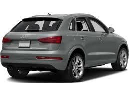 suv audi audi q3 sport utility models price specs reviews cars com
