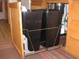 built in trash can floor stand gym wipe dispenser galvanized steel