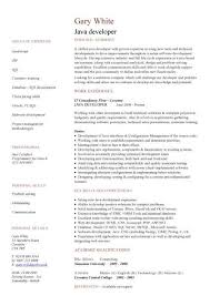 Software Engineer Resume Templates Software Developer Resumes Senior Software Developer Resume