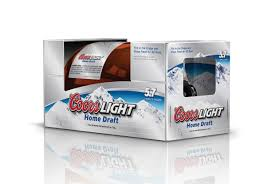 coors light party ball coors light home draft packaging final illustration new kaf mobile