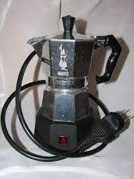 espresso maker electric have espresso will travel globe trotting the boston globe