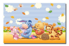 disney cartoon characters winnie pooh babies animated cartoon
