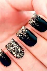 25 best black nails with designs ideas on pinterest black