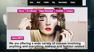 Makeup Artist Websites Makeup Artist Website U2013 Los Angeles Digital Marketing