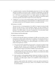 Certification Letter Of Accomplishment Guidelines On The Implementation Of Government Assistance To Students U2026