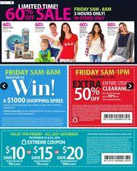 bealls florida black friday 2016 ad scan