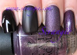 scrangie opi suede collection fall 2009