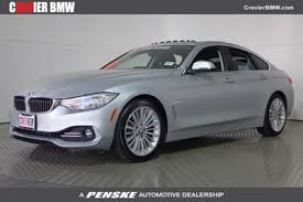 bmw 4 series used used bmw 4 series at crevier bmw serving orange county irvine