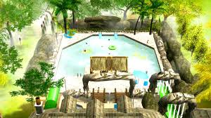 patio amusing coolest backyard pool ever awesome small pools