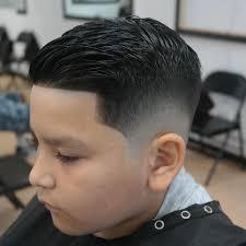 pompadour hair for kids fade haircut for kids hair kids on pinterest high fade undercut