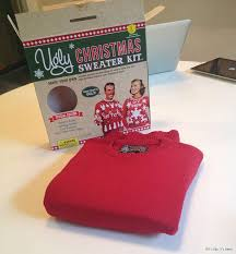 the sweater kit is the ultimate diy project for the