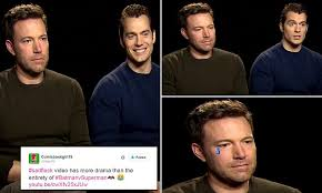 Ben Affleck Meme - sad ben affleck video goes viral after reacting to batman v