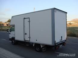 nissan trucks 2005 nissan cabstar caja tienda venta ambulante box body trucks year