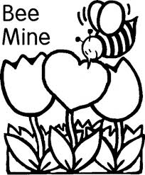valentines coloring pages printable funycoloring