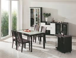 10 black and white dining room set electrohome info