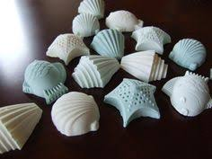seashell soaps glycerin soap 15 seashell soap favors wedding favors by daisykays