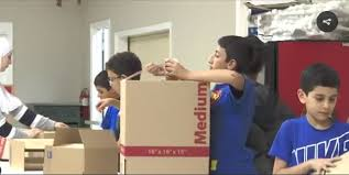 bay county muslims donate thanksgiving meals about islam