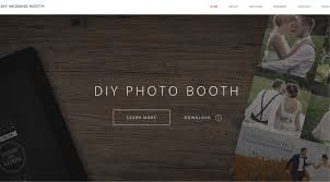 diy wedding photo booth 5 wedtech tools for fabulous wedding photography