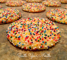 south your mouth chewy orange kissed sugar cookies