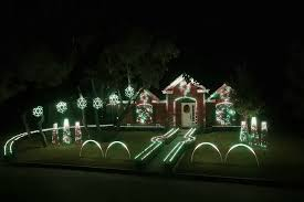 johnson family christmas lights sparkle christmas with your unique ideas blog