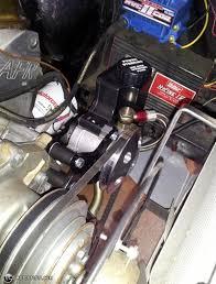 66 mustang power steering view post unisteer rack pinion power steering install