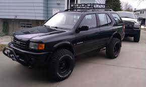 2001 isuzu rodeo lifted news reviews msrp ratings with