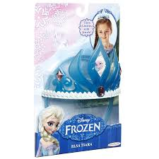 amazon com frozen elsa u0027s tiara toys u0026 games