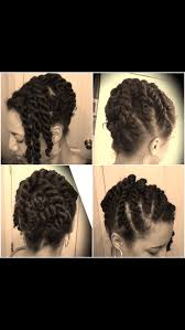 twisted and neat hairstyles 13 best natural twisted hairstyles images on pinterest natural