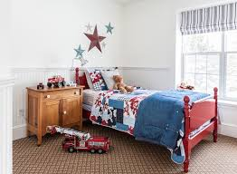 canada truck tailgate headboard kids transitional with toys canvas