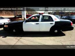 ford crown interceptor for sale 2007 ford crown interceptor for sale in hanover