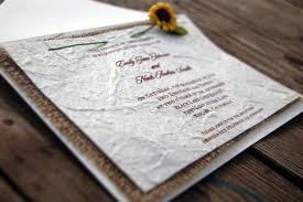 sunflower wedding invitation kits wedding party decoration