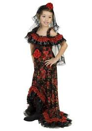 Halloween Costumes Mexican 25 Spanish Dancer Costume Ideas Spanish