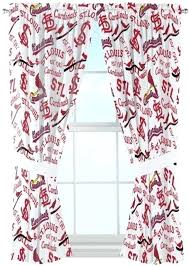 Curtains St Louis St Louis Cardinals Bedroom M St Louis Cardinals Bedroom Ideas