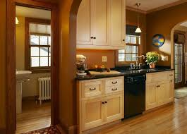 milwaukee light maple kitchen dining room contemporary with built