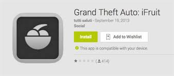 ifruit android gta v s ifruit app now available on android pixel shamrock