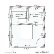 plan chambre a coucher suite parentale plan 18m2 lolabanet com