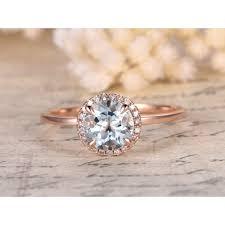 plain engagement ring with diamond wedding band aquamarine engagement rings gold antique plain gold