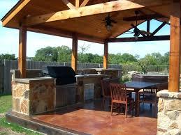 outdoor kitchen roof ideas covered backyard patio designs amazing backyard covered patio ideas