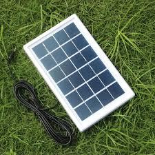 diy solar buheshui 3w 6v solar cell polycrystalline solar panel diy solar