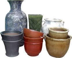 ceramic pottery indoor u0026 outdoor glaze vases garden pots