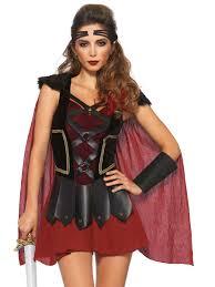 Curvacious Trojan Warrior Costume 85411 Fancy Dress Ball