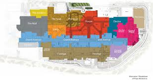 Fashion Show Mall Map New Renderings Of Avenues Phase 4 And Map 2 48am U2013 Everything Kuwait