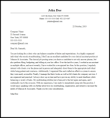 administrative assistant advice the cover letter examples cover