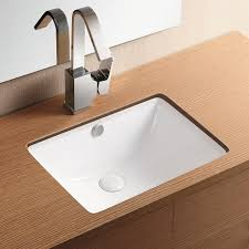 Drop In Sink Bathroom Caracalla Ca4070 By Nameek U0027s Ceramica Ii Rectangular White Ceramic