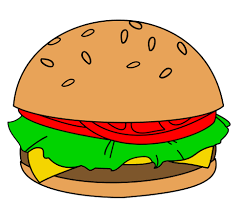 junk food cheeseburger clipart cliparts and others art inspiration