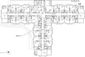Assisted Living Facility Floor Plans The Aspect That Should Be Known Before Making Assisted Living